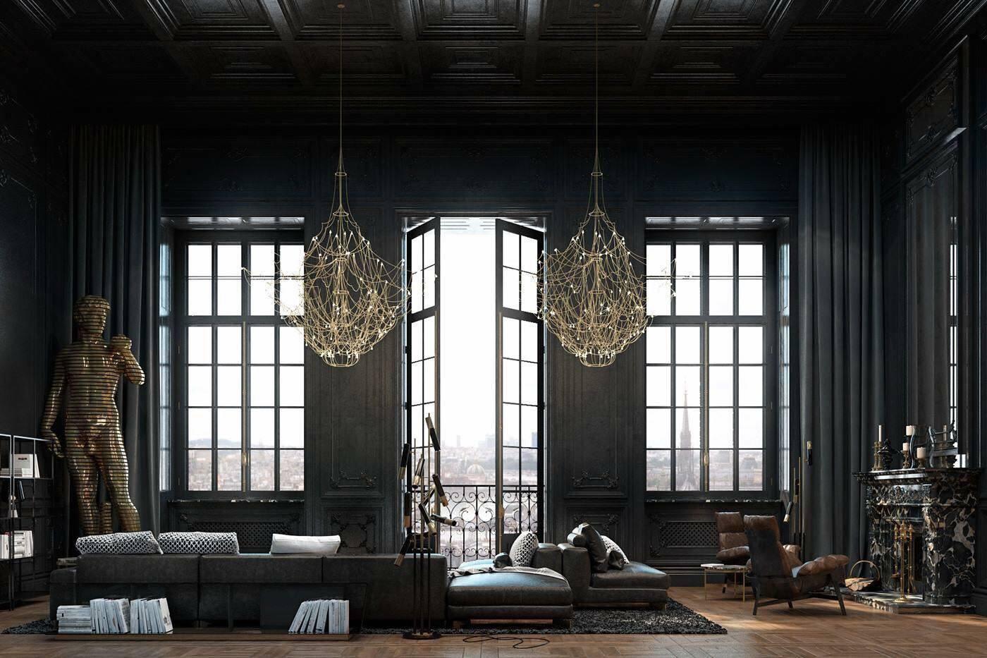 Loft elegante en París