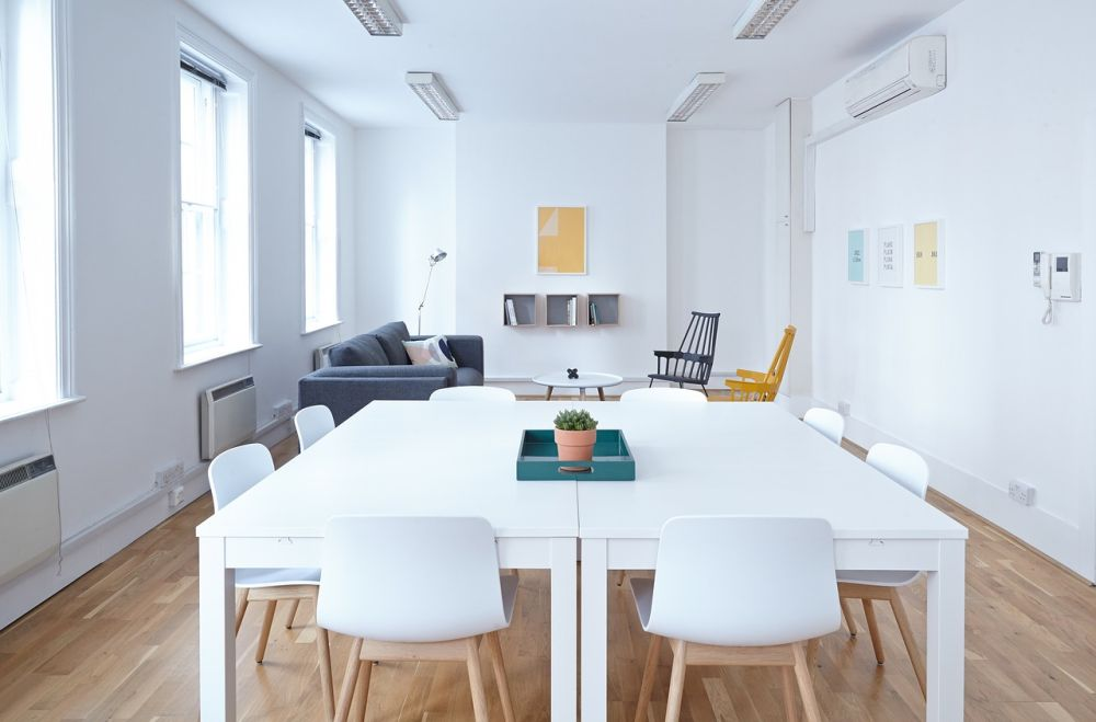 interiorismo de oficinas - TS Design