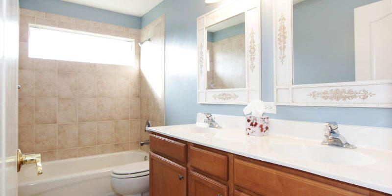 Descubre las ventajas y posibilidades de los lavabos dobles