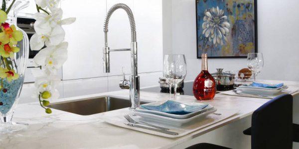 4 estilos para reformar la encimera de tu cocina - TS Design