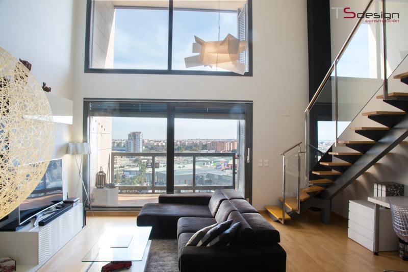 Crear salidas al exterior con la integración de ventanales