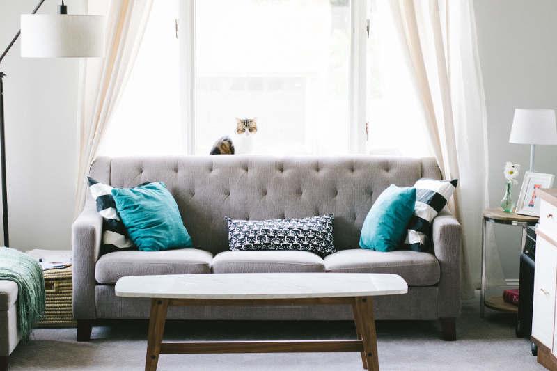 Colores ideales para pisos pequeños