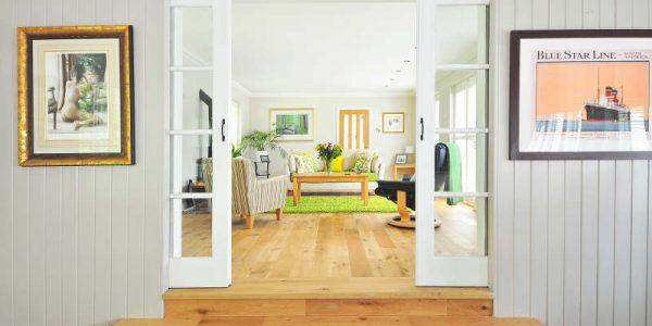 Pintar tu casa: La regla 60/30/10 de los colores en pisos pequeños