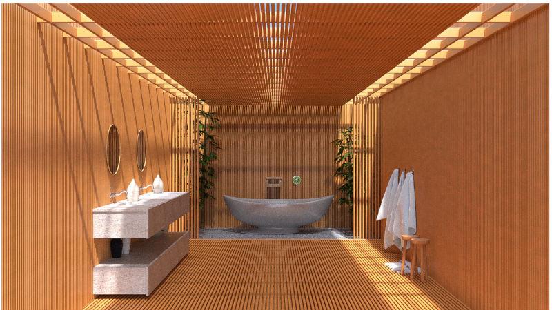 Cuánto cuesta una bañera exenta