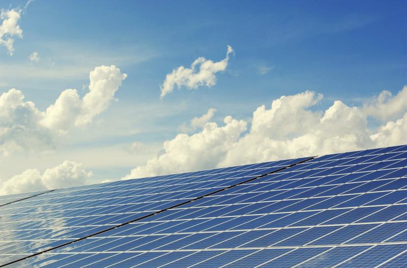 Uso de energías renovables