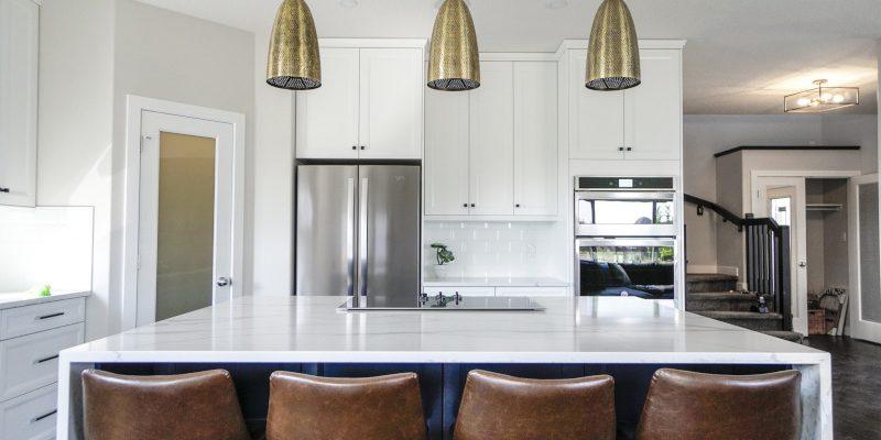 5 tipos de encimeras para reformar tu cocina