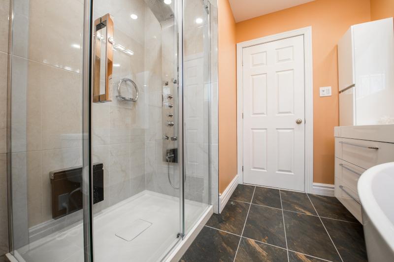 Cambiar bañera: Las dos fases del trabajo