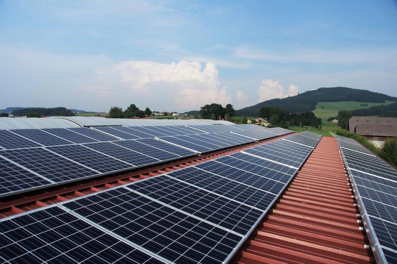 Así debe ser tu tejado para instalar paneles solares