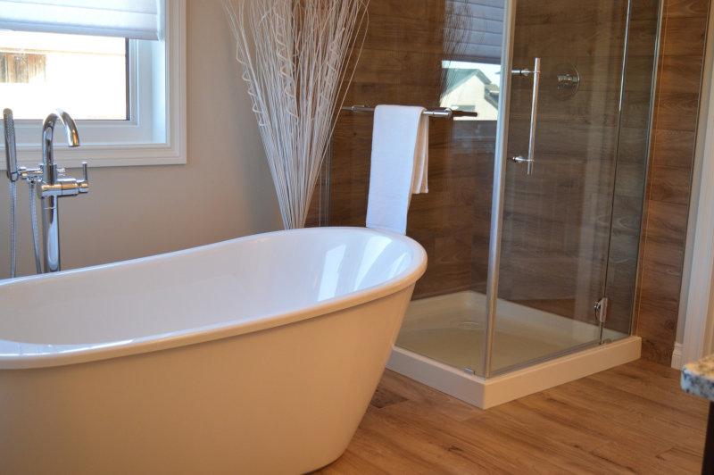 Reforma para combatir el moho en el baño