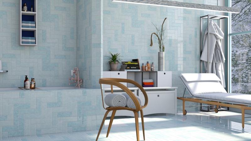 Tipos de azulejos en la reforma del baño