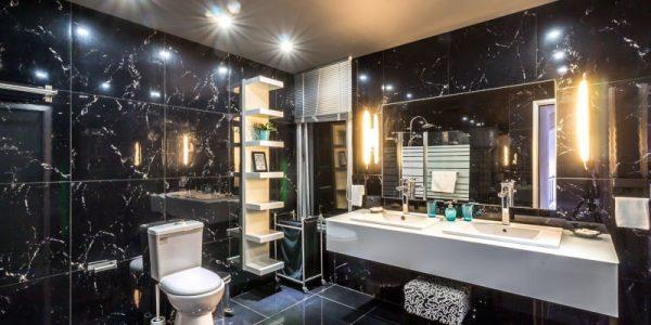 Tendencias innovadoras en cuartos de baño