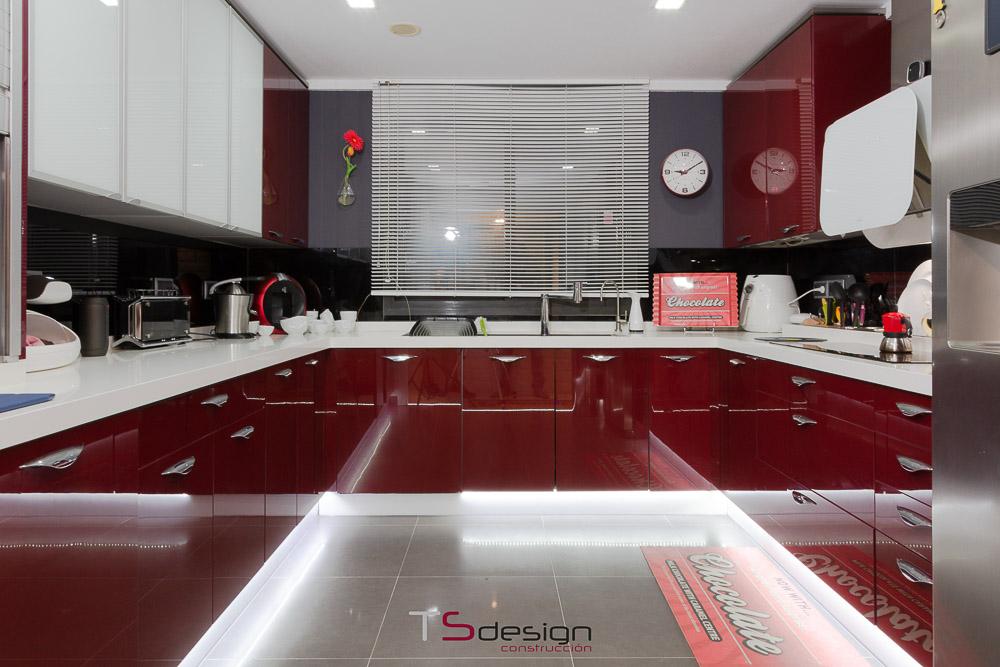 Reforma de cocina: Tipos de cocinas disponibles