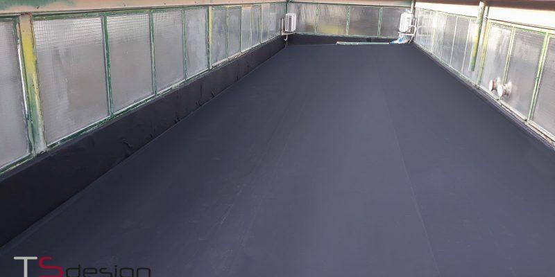 Ventajas de instalar una cubierta impermeabilizada