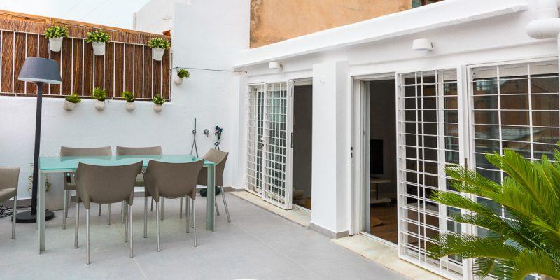 Reforma la terraza para aprovecharla al máximo este verano